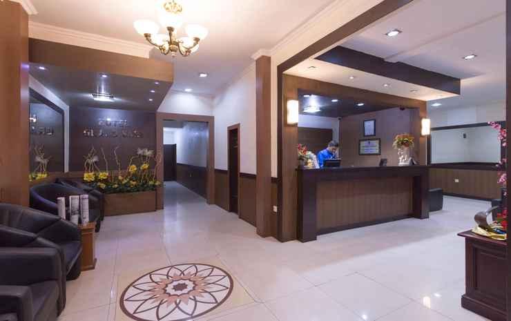 LOBBY Grand Sari Hotel