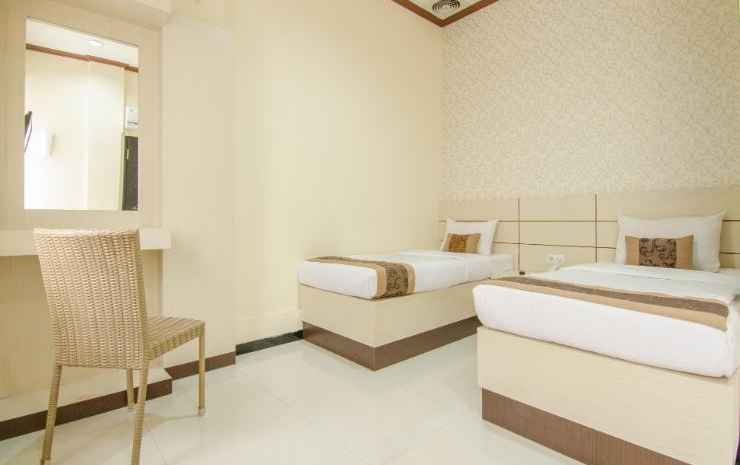 Lily Guest House Malang - Standard Twin