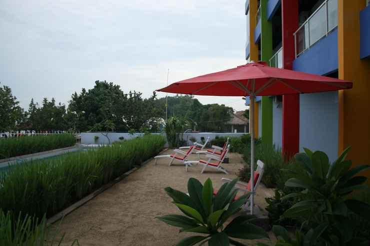 LOBBY Jepara Beach Hotel