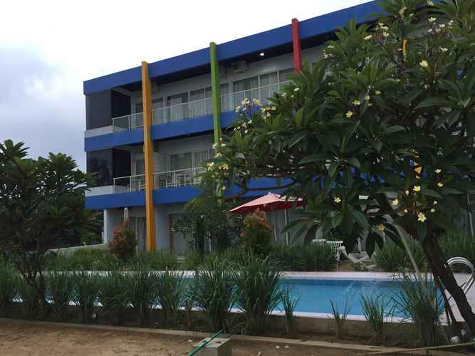 EXTERIOR_BUILDING Jepara Beach Hotel
