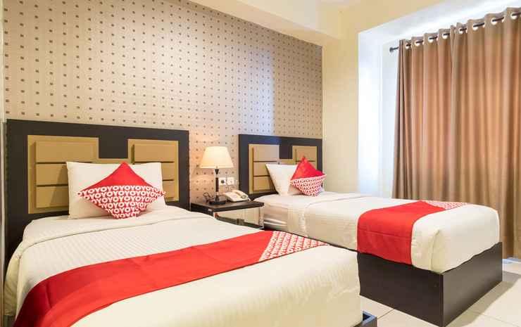 OYO Flagship 1348 Hotel Home Anaya Medan - Deluxe Twin Room