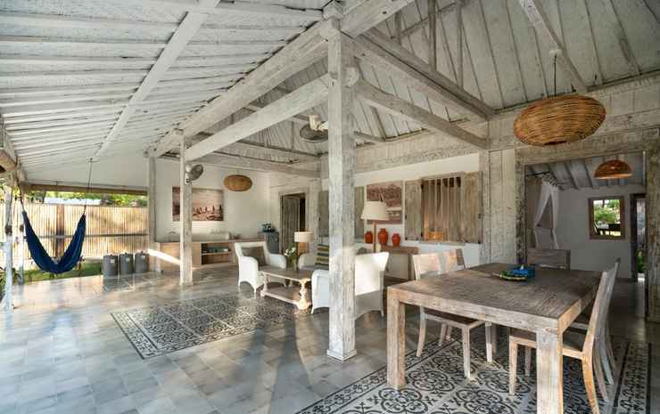Gili Eco Villas Lombok - Two Bedroom Villa (include breakfast)