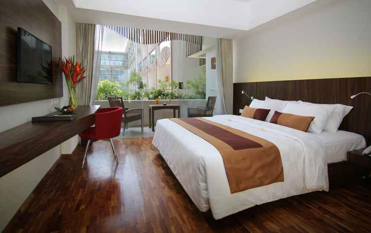 The Bene - By Astadala Bali - Deluxe Double Room