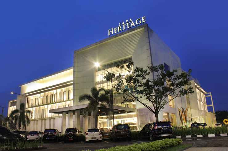 EXTERIOR_BUILDING Java Heritage Hotel Purwokerto
