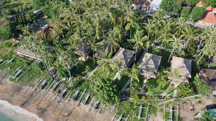 Coral View Villas In Amed Karangasem Bali