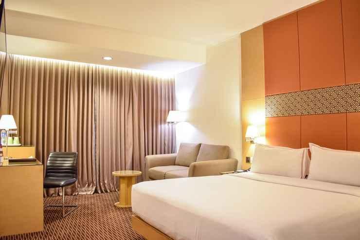 BEDROOM All Sedayu Hotel Kelapa Gading
