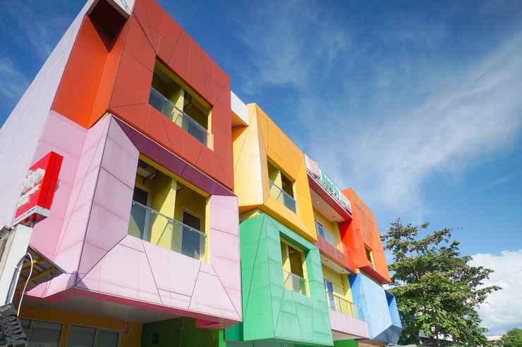 EXTERIOR_BUILDING OYO 770 De Nearby Hotel
