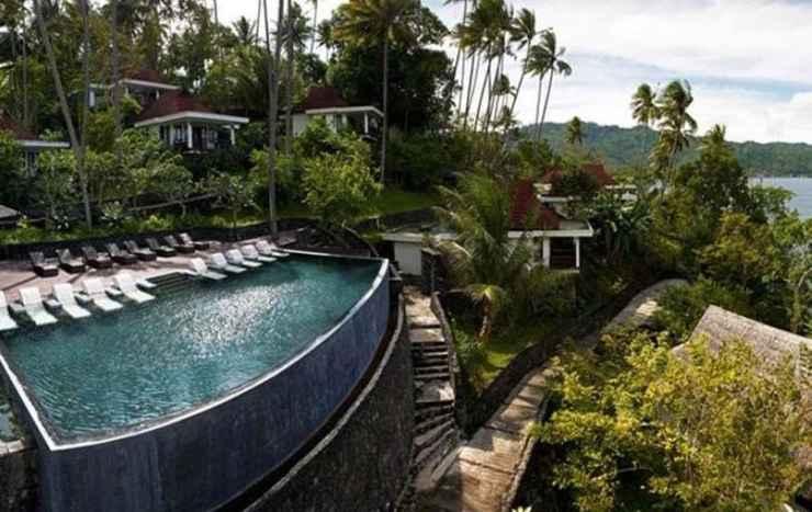 SWIMMING_POOL Dabirahe Dive, Spa and Leisure Resort - Lembeh