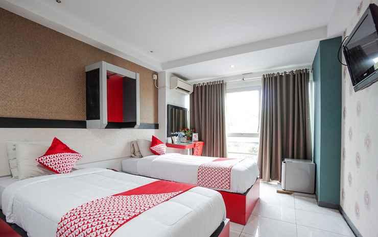 OYO 1318 Hotel Prince Boulevard Manado - Twin Deluxe