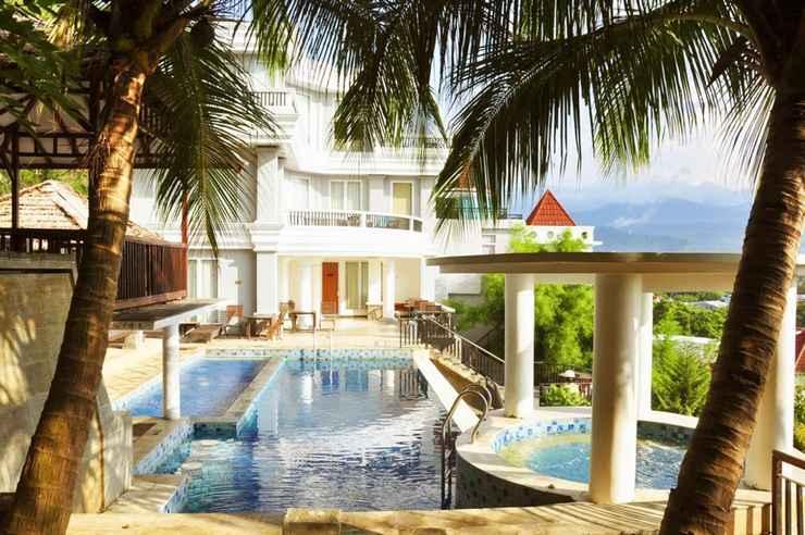 SWIMMING_POOL Hotel Minahasa Manado