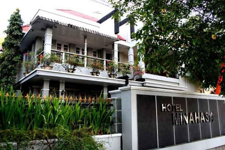 EXTERIOR_BUILDING Hotel Minahasa Manado