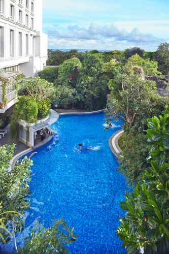 SWIMMING_POOL Jambuluwuk Malioboro Hotel Yogyakarta