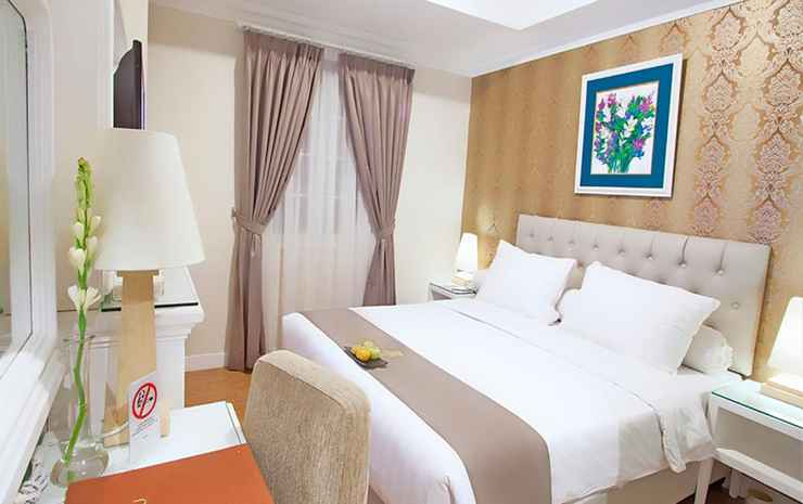 F Hotel Jakarta Jakarta - Fabulous Double or Twin Room