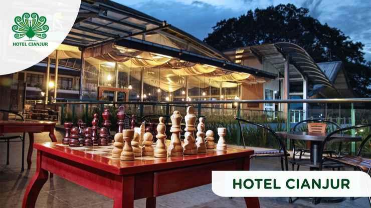 EXTERIOR_BUILDING Hotel Cianjur Cipanas