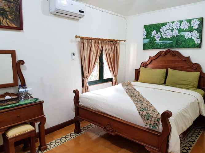 BEDROOM Ndalem Gamelan Guesthouse