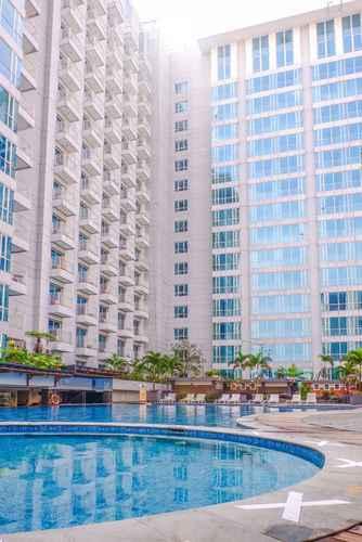 SWIMMING_POOL eL Hotel Royale Bandung