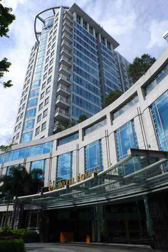EXTERIOR_BUILDING eL Hotel Royale Bandung