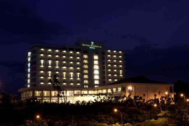 EXTERIOR_BUILDING Sintesa Peninsula Hotel Manado