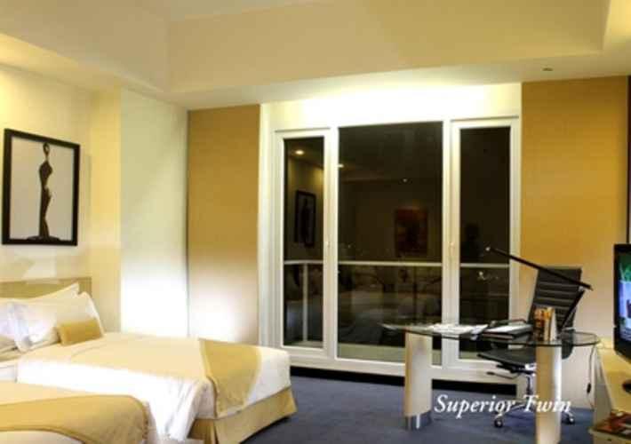 BEDROOM Sintesa Peninsula Hotel Manado