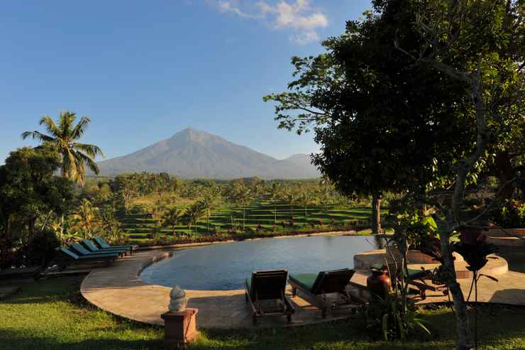 SWIMMING_POOL Ijen Resort and Villas - Banyuwangi