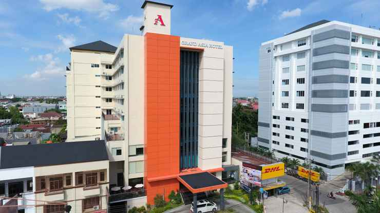EXTERIOR_BUILDING Grand Asia Hotel Makassar