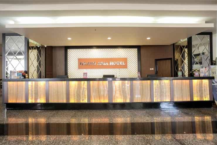LOBBY Grand Asia Hotel Makassar