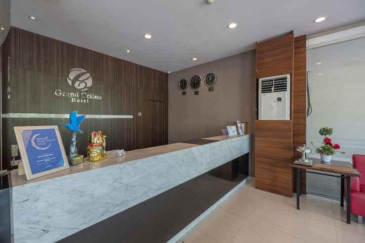 LOBBY Capital O 1279 Hotel Grand Celino Makassar