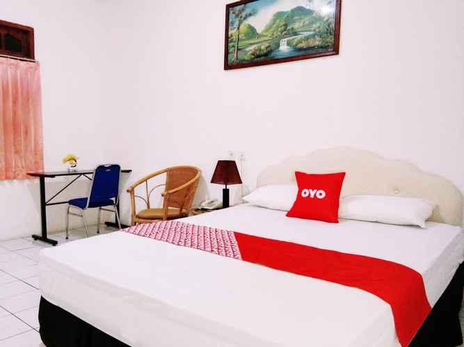 BEDROOM OYO 3758 Hotel Garuda Syariah