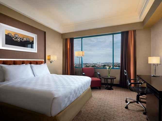 BEDROOM Hotel Ciputra Semarang managed by Swiss-Belhotel International