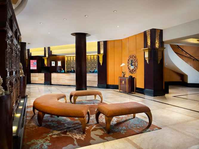 LOBBY Hotel Ciputra Semarang managed by Swiss-Belhotel International