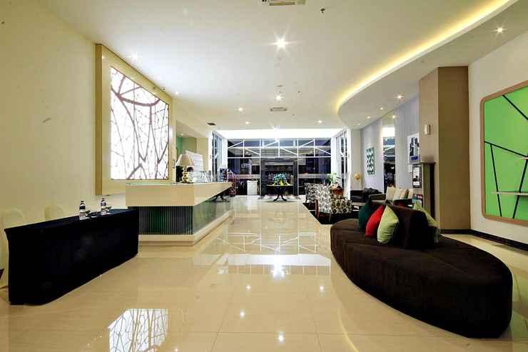 LOBBY Agria Hotel Bogor