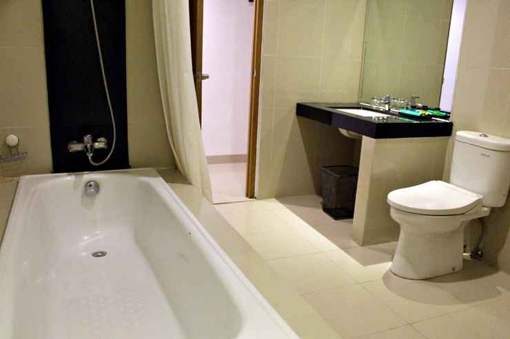 BATHROOM Agria Hotel Bogor