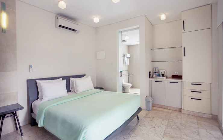 Furama Xclusive Ocean Beach Seminyak Bali - Studio Room - Room Only