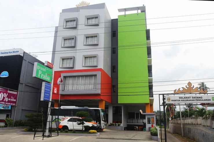 EXTERIOR_BUILDING Grand Praba Hotel
