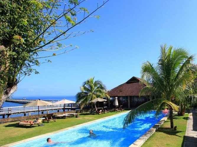 SWIMMING_POOL Cocotinos Manado, a Boutique Dive Resort & Spa