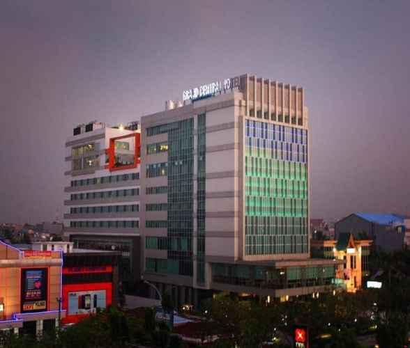 EXTERIOR_BUILDING Grand Central Hotel Pekanbaru