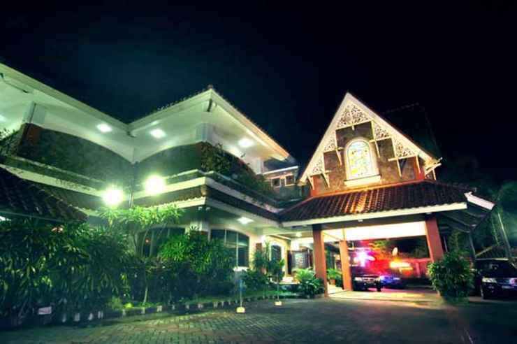 EXTERIOR_BUILDING Pondok Serrata Hotel & Restaurant