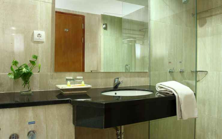 Grande Hotel Bandar Lampung - Deluxe Double/Twin Bed