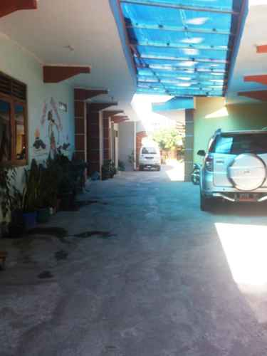 EXTERIOR_BUILDING Hotel Abimanyu Bandungan
