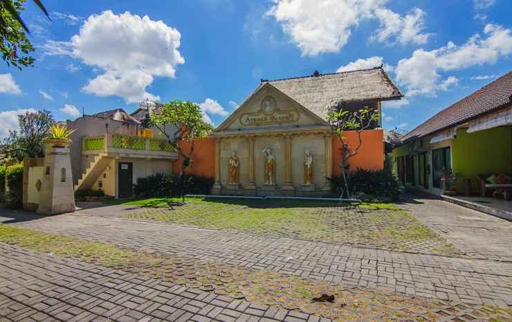Athena Garden Villa Spa In Seminyak Kuta Bali