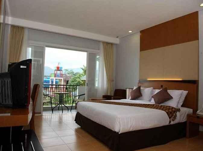 BEDROOM Green Valley Resort Baturraden Purwokerto