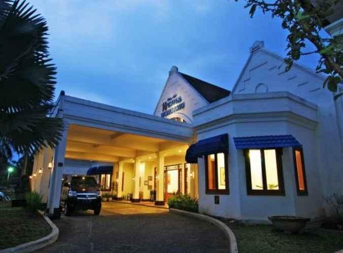 LOBBY Kresna Hotel Wonosobo