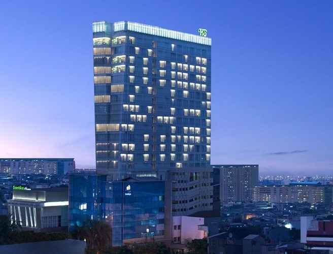 EXTERIOR_BUILDING Hotel Santika Premiere Hayam Wuruk Jakarta