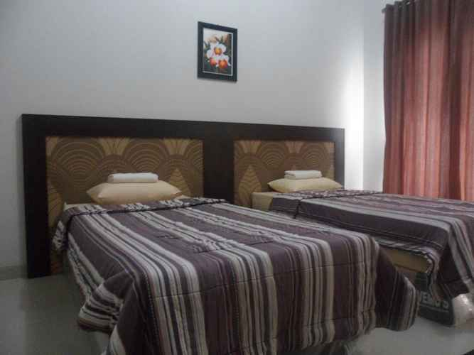BEDROOM Riyadh Guest House Syariah