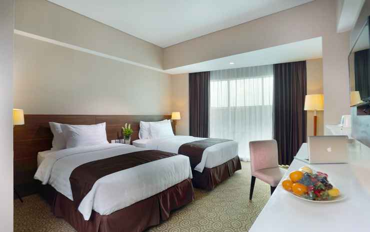 Horison Lampung Bandar Lampung - Deluxe Twin Room Only