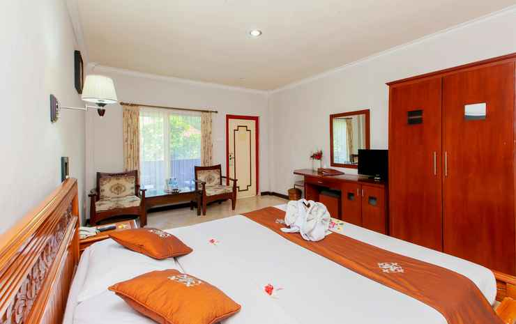 Melasti Kuta Bungalows and Spa Bali - SUPERIOR BALCONY - INCLUDE BREAKFAST