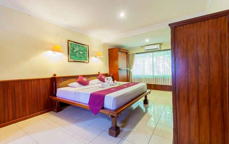 Melasti Kuta Bungalows and Spa Bali - DELUXE ROOM - ROOM ONLY