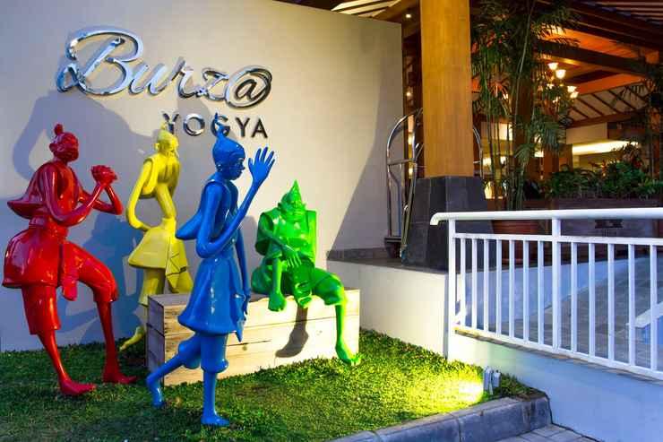 EXTERIOR_BUILDING Burza Hotel Yogyakarta