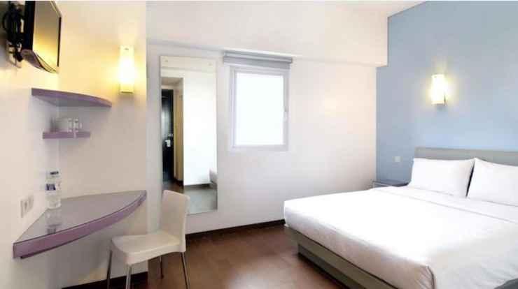 BEDROOM Amaris Hotel Bandara Soekarno Hatta