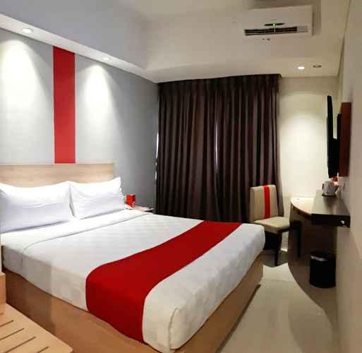 BEDROOM @HOM Semarang Simpang Lima By Horison
